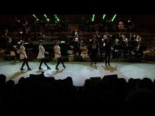 Tap battle: Irish style Vs Harlem style